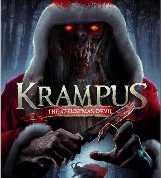 Krampus: The Reckoning for Rent, & Other New Releases on DVD at Redbox